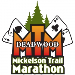 2013 Deadwood - Mickelson Trail Marathon logo