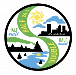 Half and Half & Double Half logo