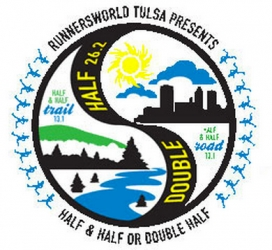 Half and Half Trail & Double Half logo
