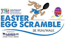 Easter Egg Scramble 5K - 2017 logo