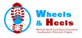 WHEELS & HEELS 2017 logo