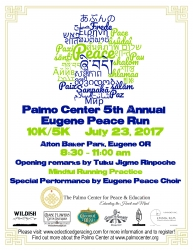 Peace Run logo