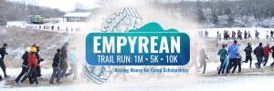 2018 Empyrean Trail 10K and 5K Run logo