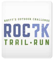 2018 ROC 7K Trail Run logo