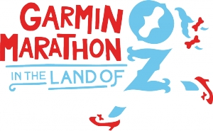 2018 Garmin Marathon in the Land of Oz logo