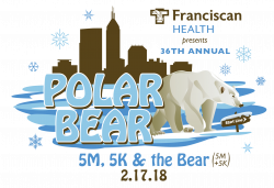 36th Annual Indy Polar Bear logo