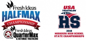 2018 Fresh Ideas Halfmax Triathlon logo