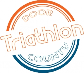 Door County Kids Triathlon - 2018 logo