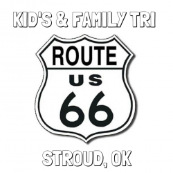Route 66 Kids and Family Tri logo