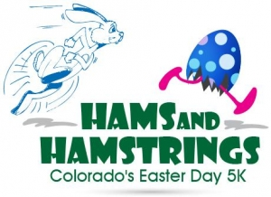 Hams and Hamstrings® 5K logo