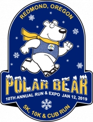 Polar Bear Run logo