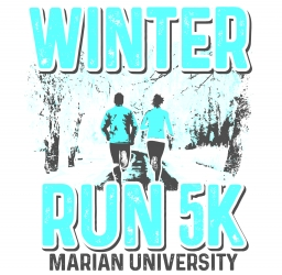 Winter Run 5K 2019 logo