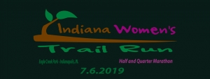 Indiana Womens Trail Run 2019 logo