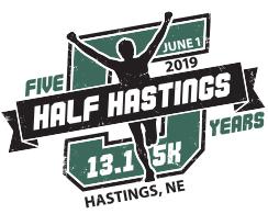 2019 Half Hastings logo