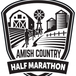 Amish Country Half Marathon logo