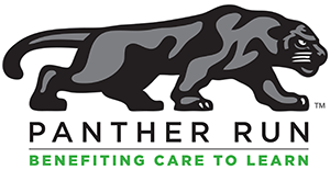 2019 Panther Run logo