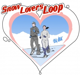 Snow Lovers Loop logo