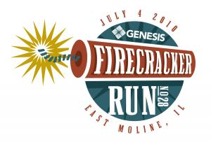 Firecracker Run - 2010 logo