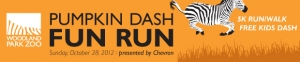Woodland Park Zoo Pumpkin Dash logo